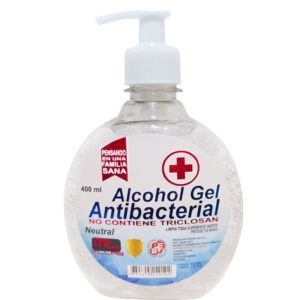 Alcohol Gel IME 400 ml Cja x 12