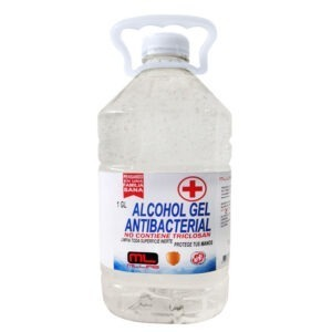 ALCOHOL EN GEL GALON 4 Litros